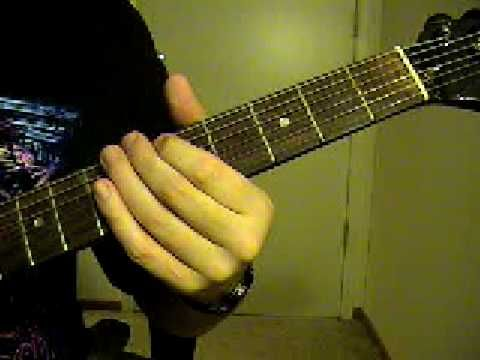 How to Play 5 Minutes Alone by Pantera Guitar Lesson (w/ Tabs ...