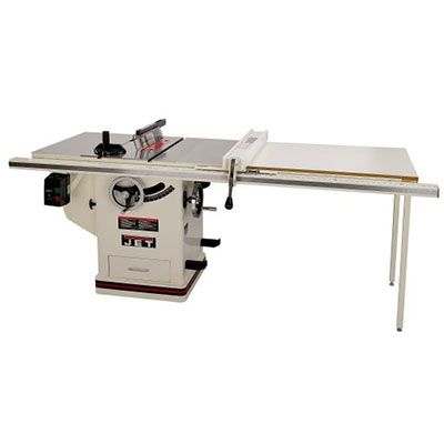 Jet Table Saw 708675pk Review Cabinet Table Saw Sliding Table Saw Best Portable Table Saw