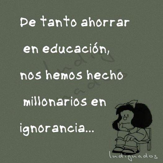 La inefable Mafalda ...