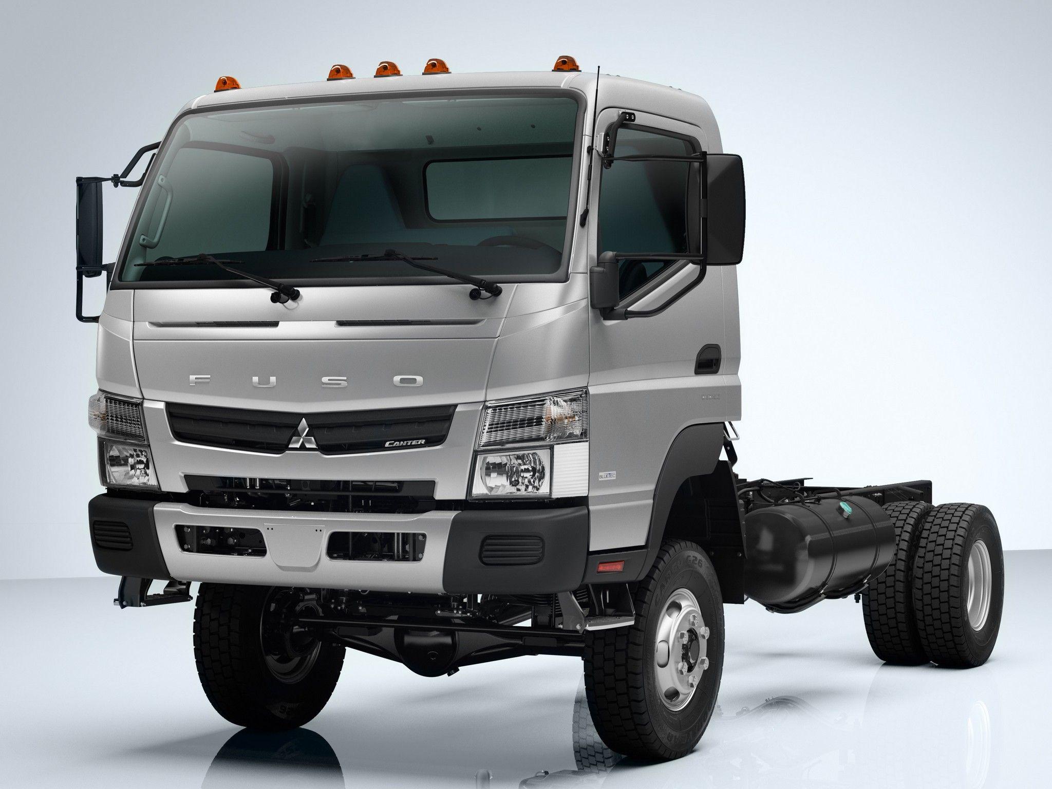 Mitsubishi Fuso Canter 6c18