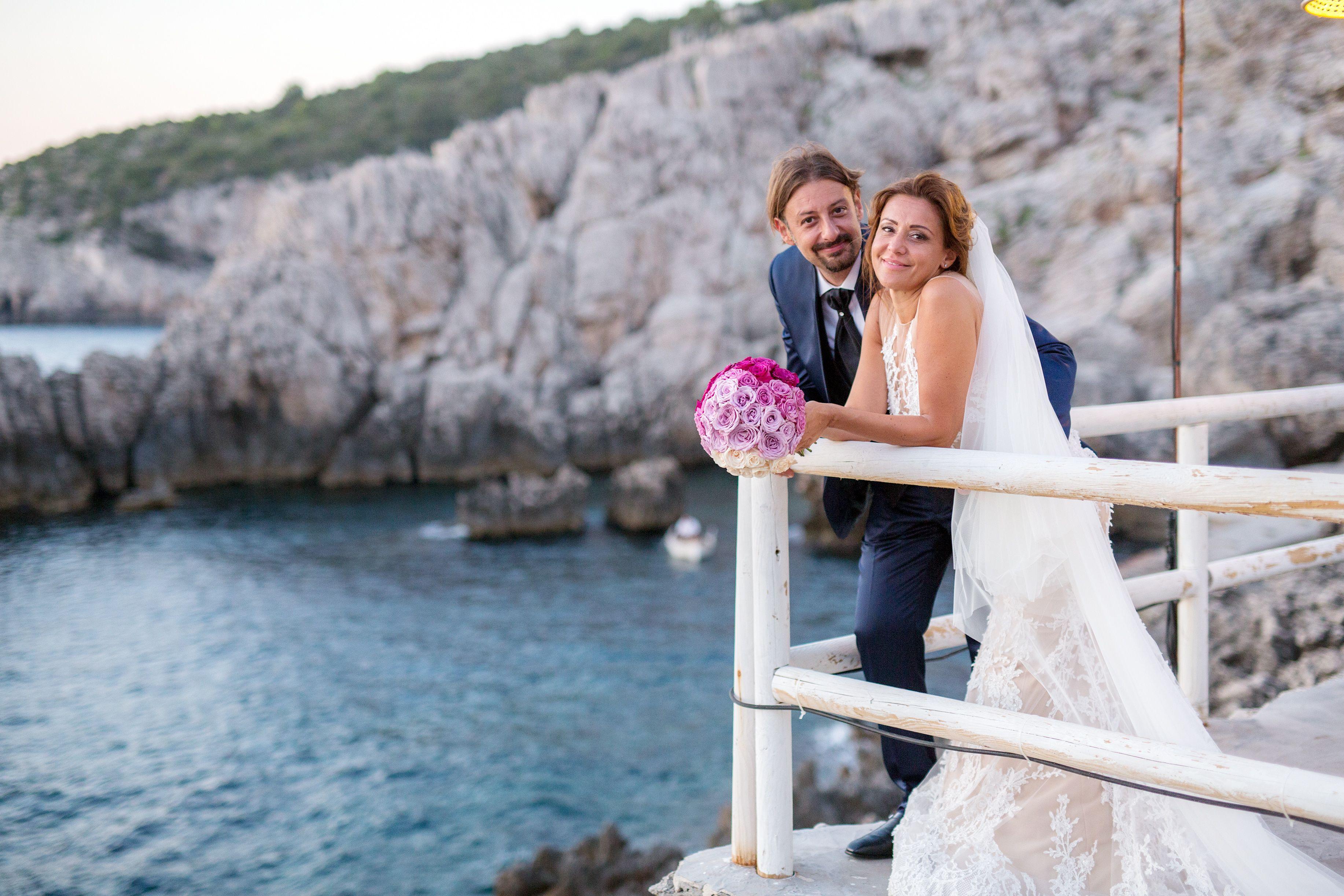 Anna & Angelo  #capriwedding #amalficoastwedding #islandofcapri #caprimoments #love