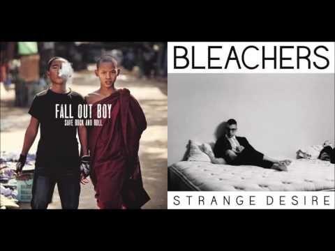 Young Volcanoes Get Better - Fall Out Boy vs. Bleachers (Mashup) - YouTube