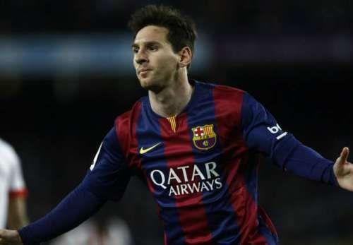 Bintang Argentina: Jalan Barcelona Masih Panjang | Lionel ...