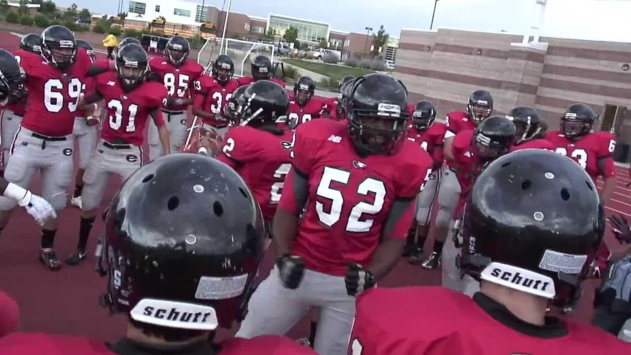 Best Pre Game Team Chants Eaglecrest Raptors Football We Ready