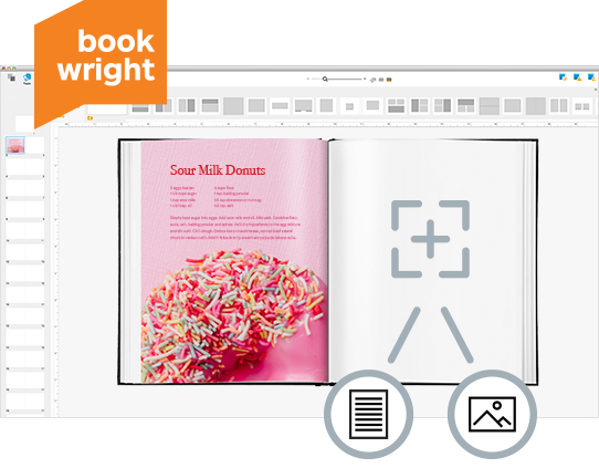 blurb create a recipe book food cookbooks pinterest easy