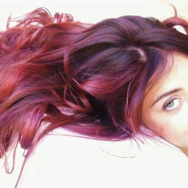 #overture2015#degradéjoelle#rossopassione#hairstylist#iger#nuancered#violet#@santinaquasadacdj#