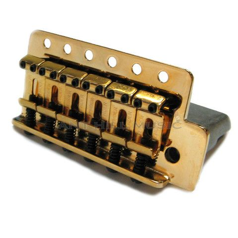 Genuine Fender Bridge assembly for Mexican Stratocaster