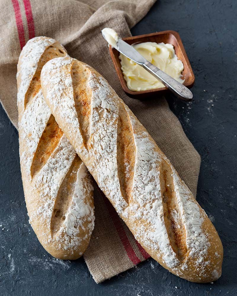 Platinum Instant Sourdough Baguettes | Recipe | Sourdough ...
