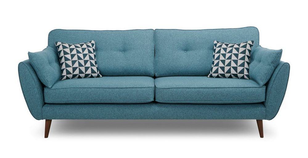 Zinc 4 Seater Sofa Dfs House Stuff In 2019 Cushions For Sale Sofa Armchairs For Sale