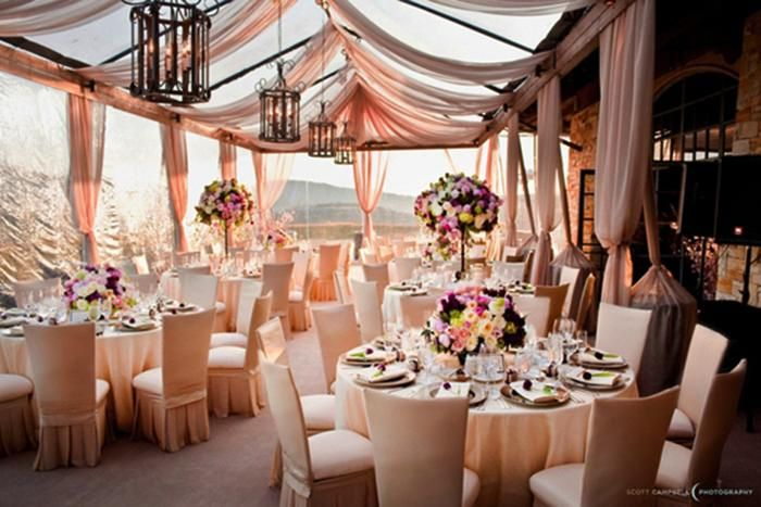 NapadyNavody.sk | 34 most interesting ideas for wedding decorations and dining