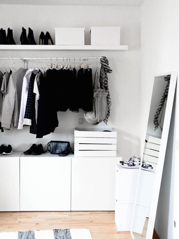 Schlafzimmer ikea inspiration  Ikea Besta Inspiration. ikea-besta-regal-aufbewahrungssystem-tv ...