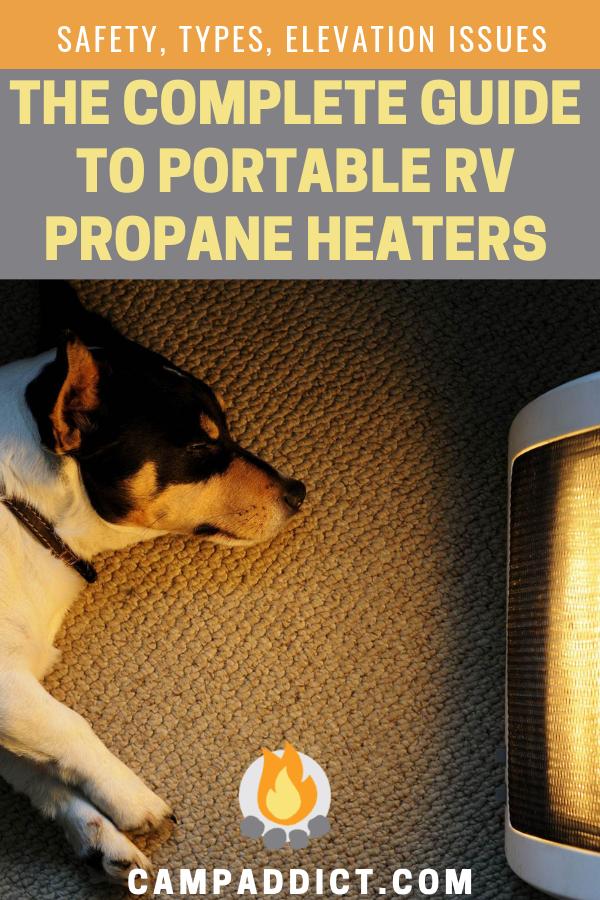 Best Portable RV Propane Heaters in