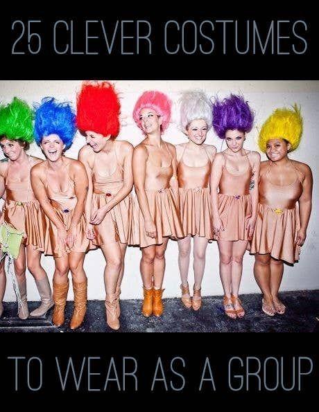 Mario-Kart #grouphalloweencostumes 25 Clever Halloween Costumes To Wear As A Group #halloweencostumesmen