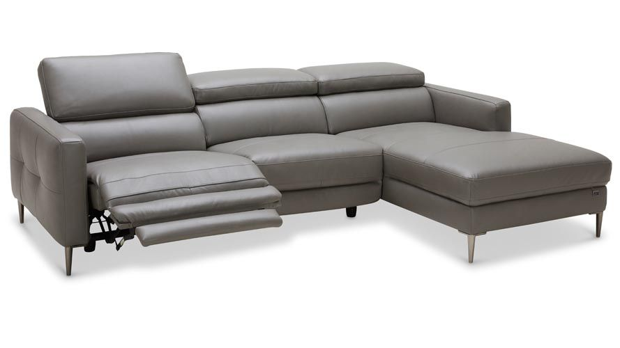 Reno Reclining Sectional | Reclining sectional, Furniture ...