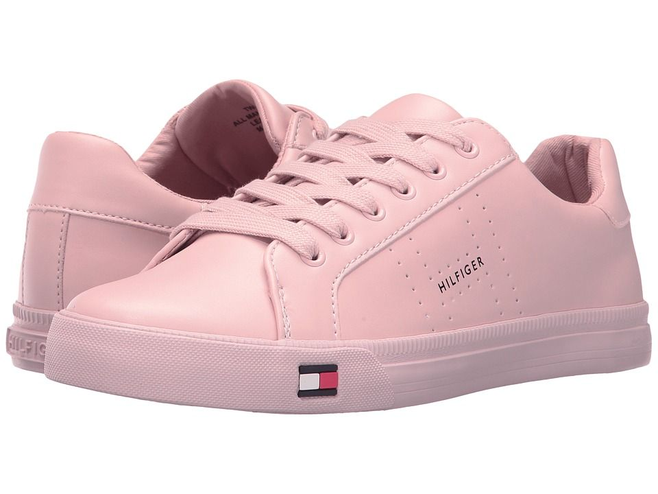 3038fc3291d TOMMY HILFIGER TOMMY HILFIGER - LUSTER (BLUSH) WOMEN S SHOES.  tommyhilfiger   shoes