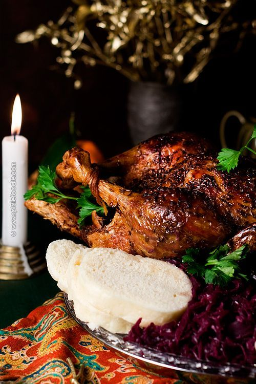 Traditional Czech Roasted Duck: A Christmas Tradition | Spicie Foodie