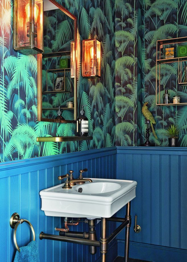 Photo of Modern Cloakroom Ideas: Cloakrooms & Powder Rooms Decor Inspiration