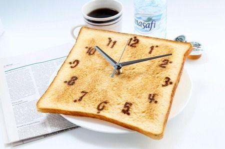 Japanese Tasty Food Themed Clocks