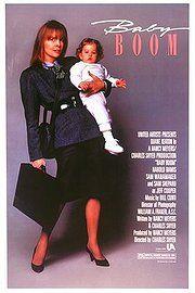 Baby Boom Starring Diane Keaton Presente De Grego Explosao