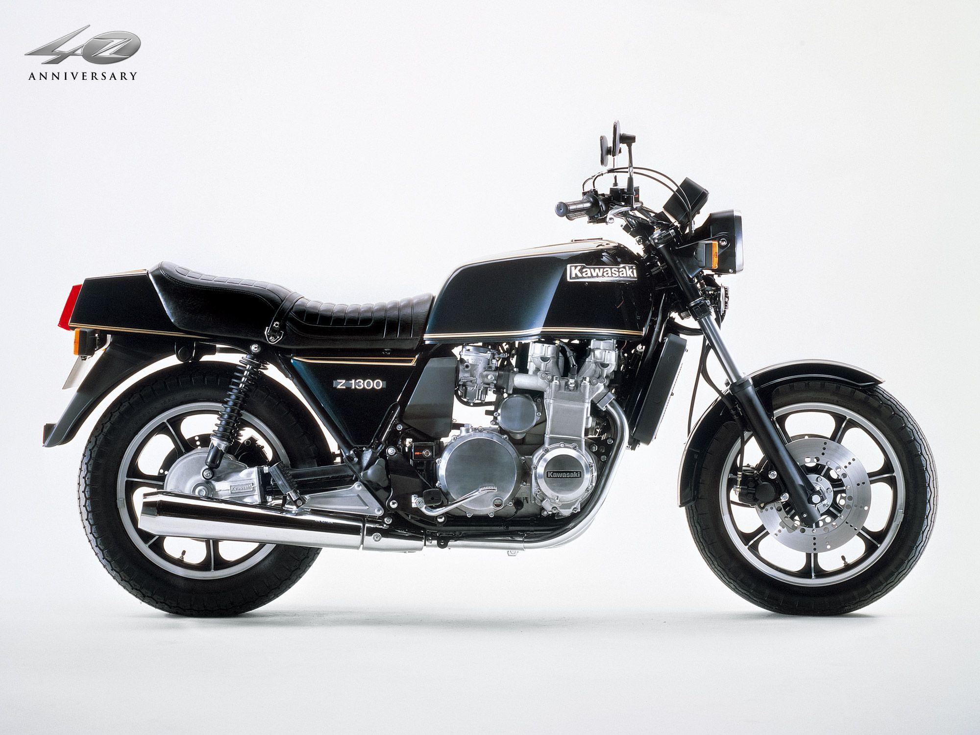 Kawasaki Z1300 (1979) Japanese Motorcycle, Kawasaki Classic, Custom Bikes,  Kawasaki Motorcycles