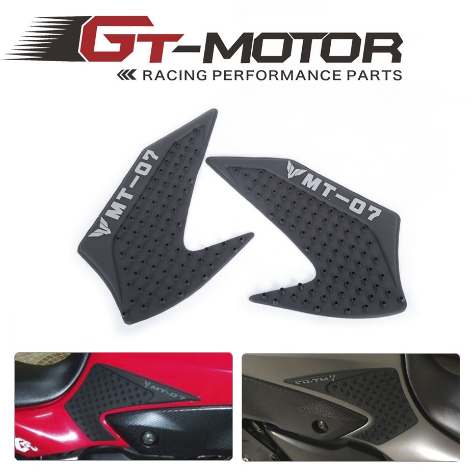 Decals & Stickers Motorcycle Accessories & Parts For Kawasaki Z1000 Z 1000 2014-2016 2015 Motorcycle Anti Slip Gas Oil Tank Pad Protector Knee Grip Traction Side Decal Sticker