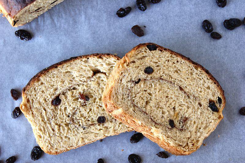Quick Cinnamon Raisin Bread | Recipe | Cinnamon raisin ...