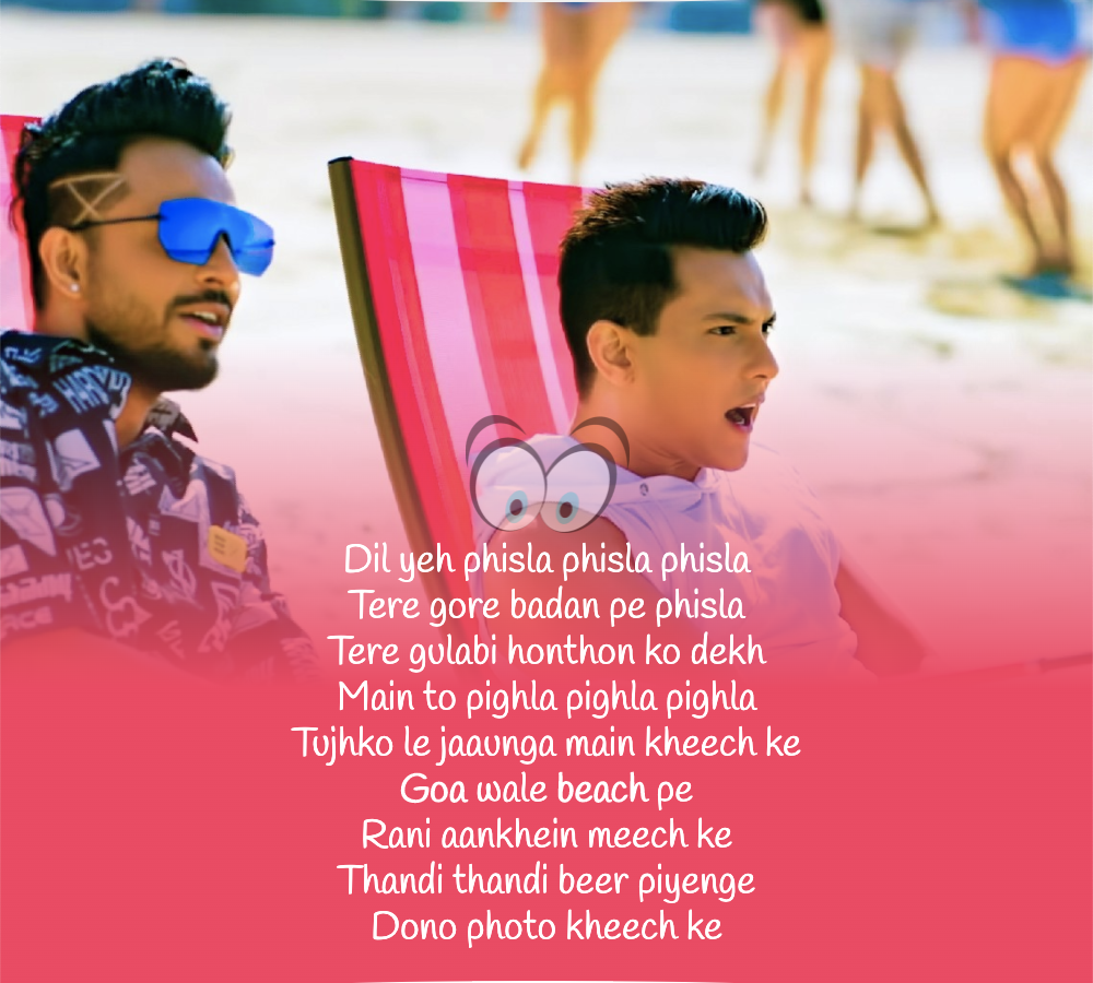 GOA BEACH LYRICS Tony Kakkar & Neha Kakkar has sung the