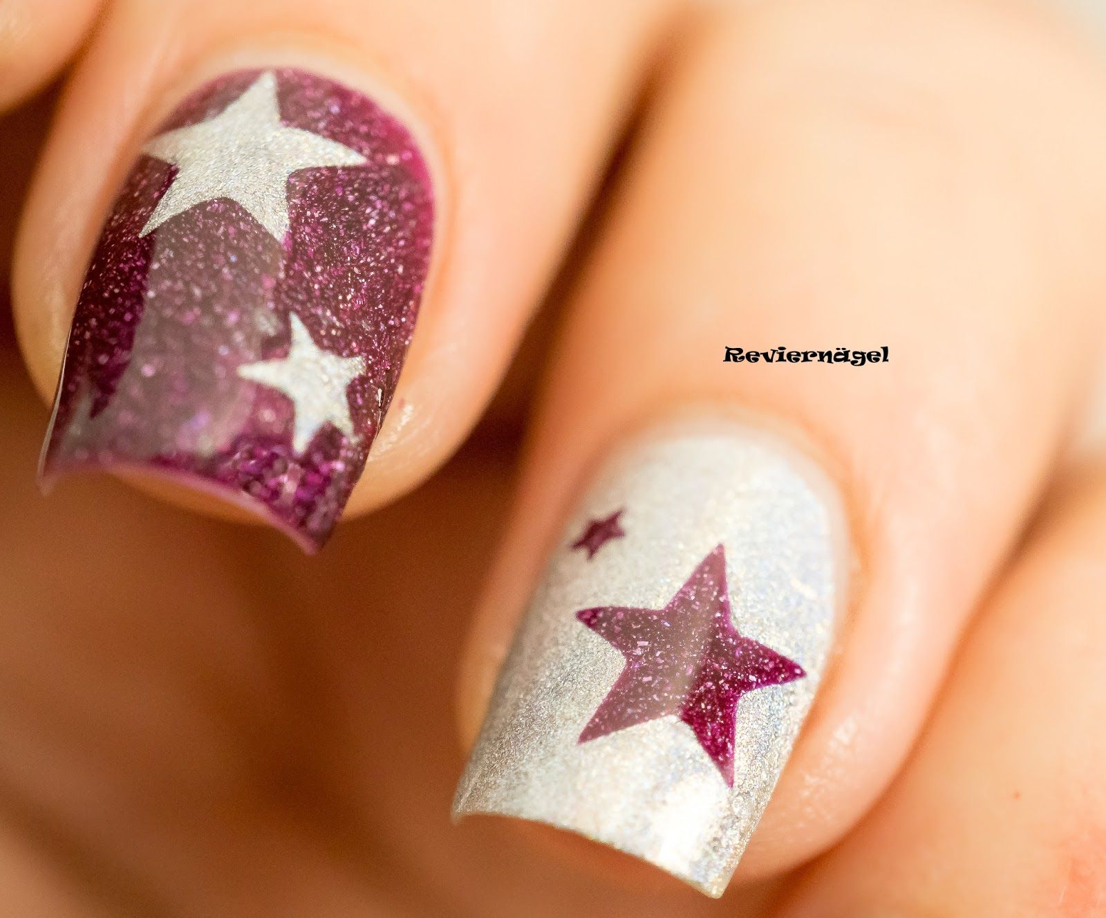 Sunday Lieblings Nails | Reviernägel | Nägel | Pinterest ...