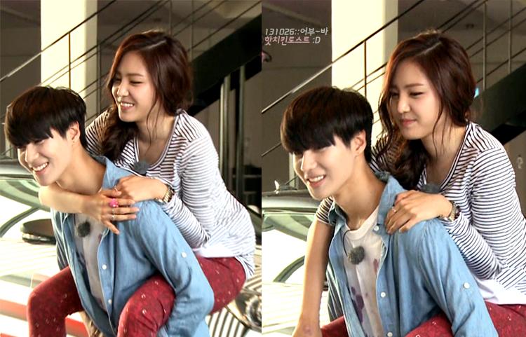 WGM ♥ Taemin & Naeun | We got married couples, Taemin, We