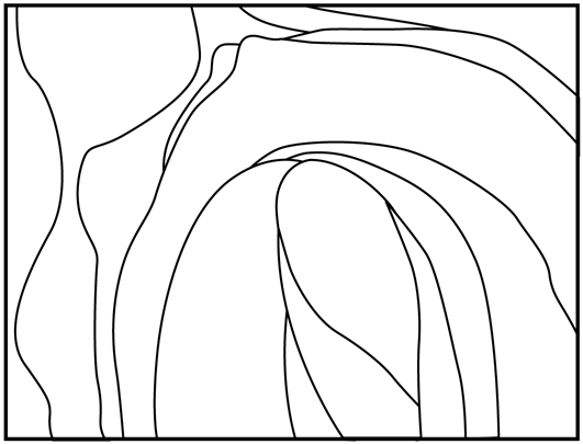 okeefe coloring pages - photo#14