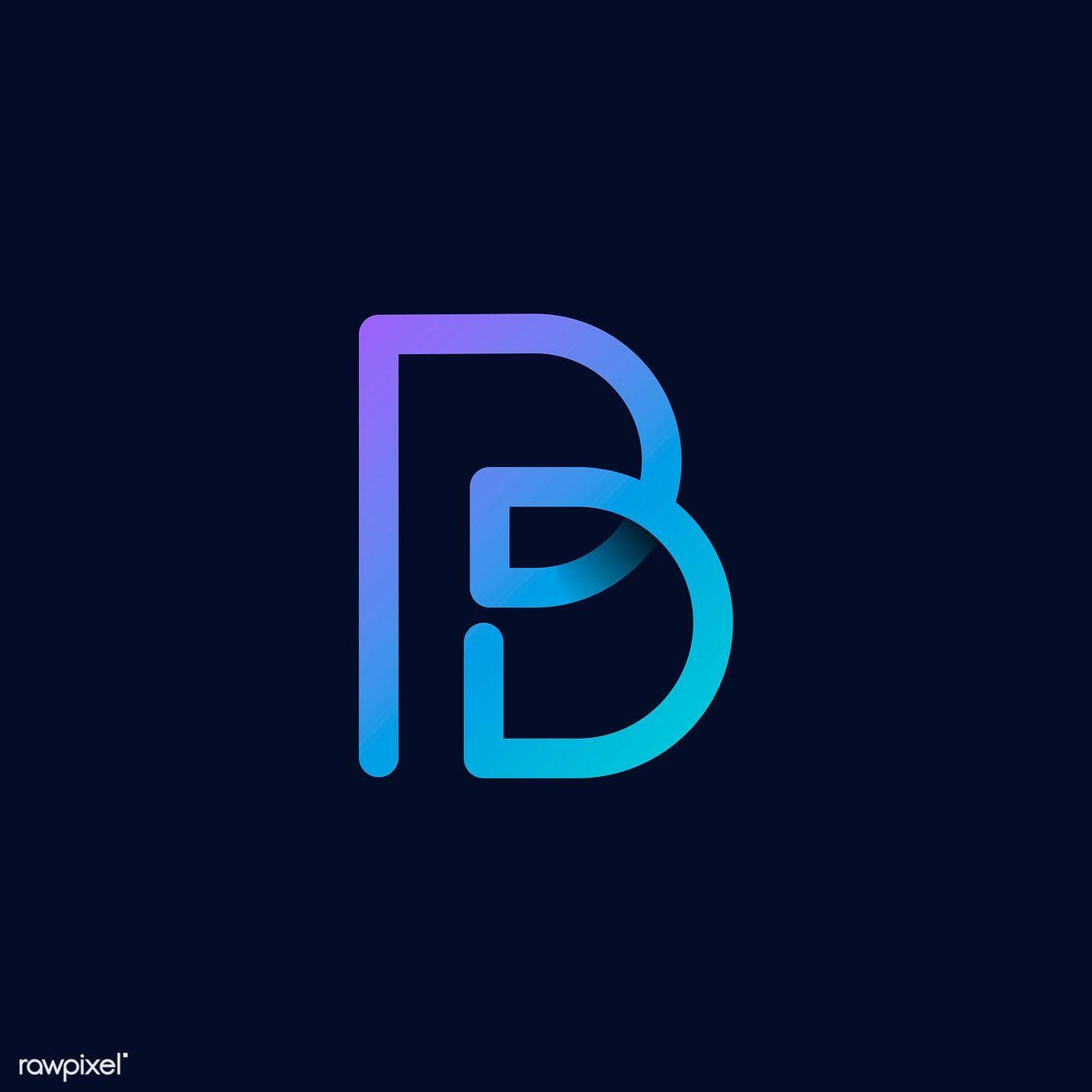 41++ B letter design download ideas in 2021