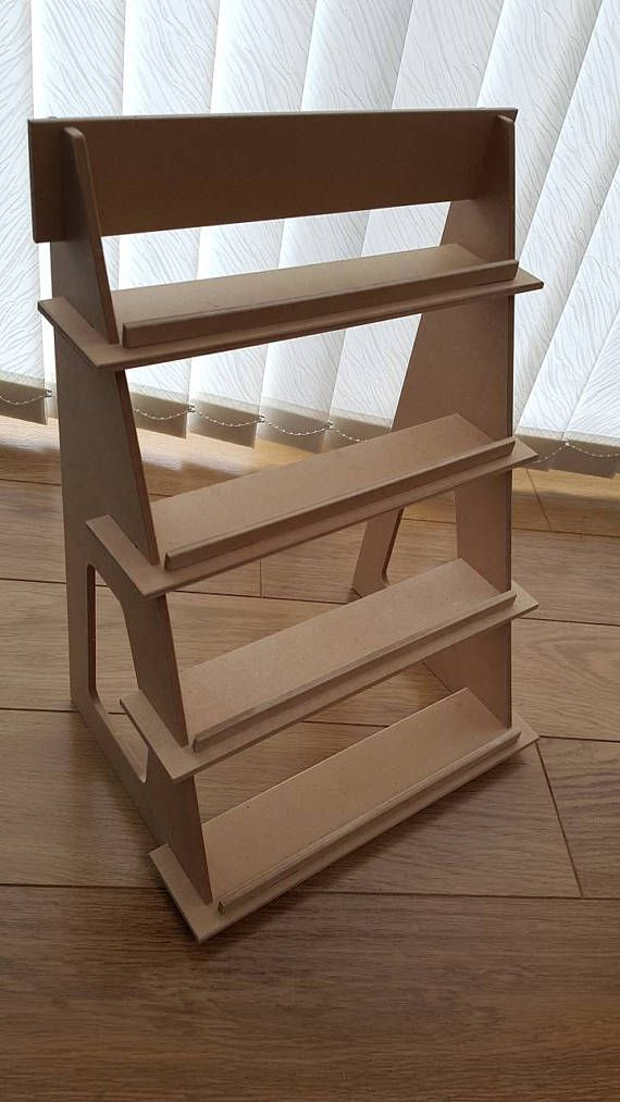 Display stand 4 shelf version flat pack ideal for for Flat pack muebles