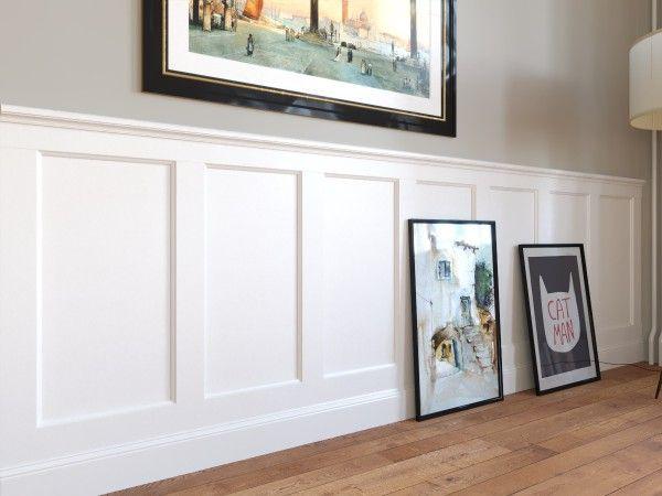 Wandbekleidung Gotland Mit Kassetten Fullungen Wandverkleidung Wandverkleidung Holz Wohnungsrenovierungen