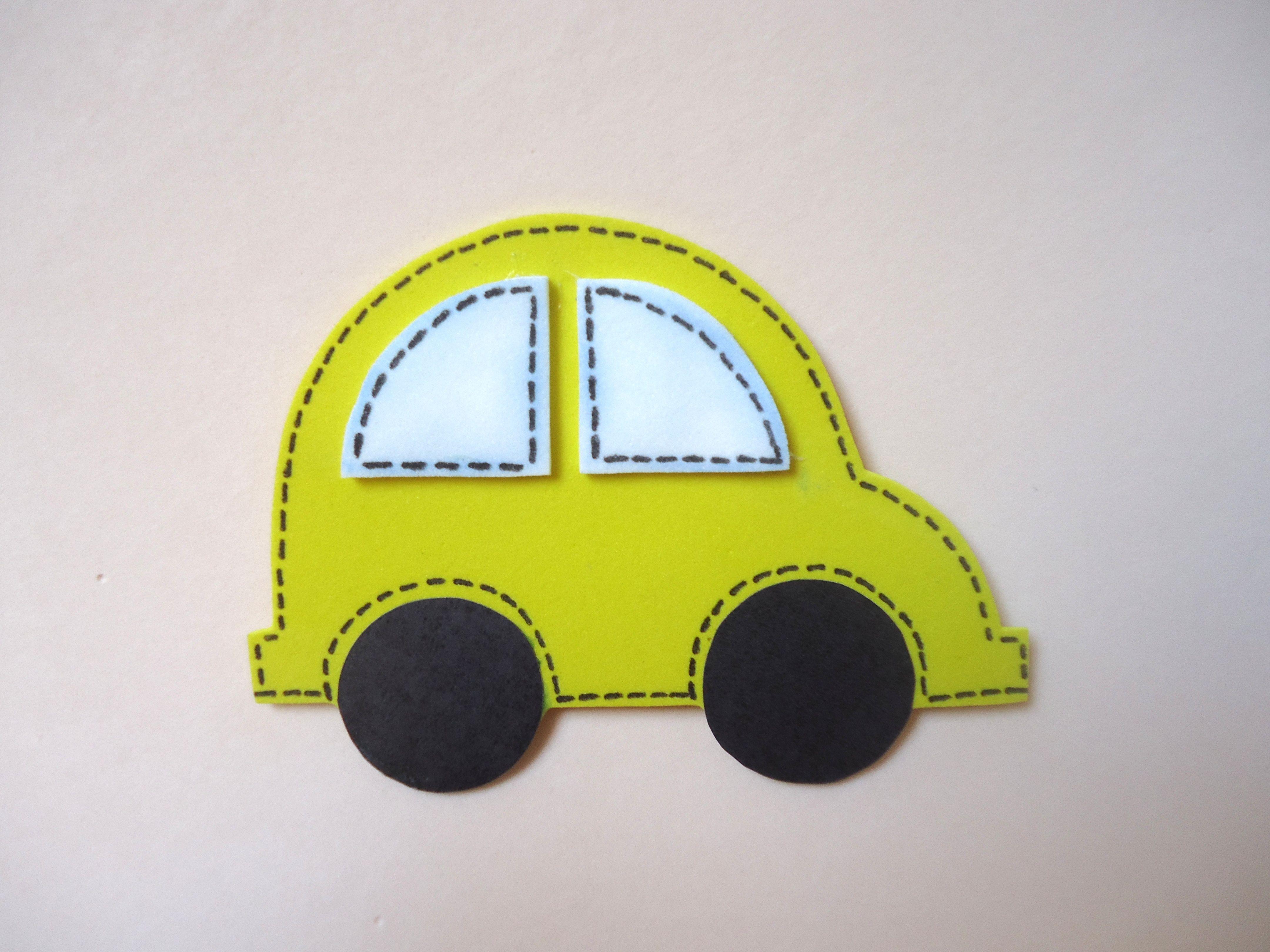 Armario Barato Blanco ~ Lembrancinha carro #artesanato #eva #carrinho arte em EVA Pinterest Artesanato eva