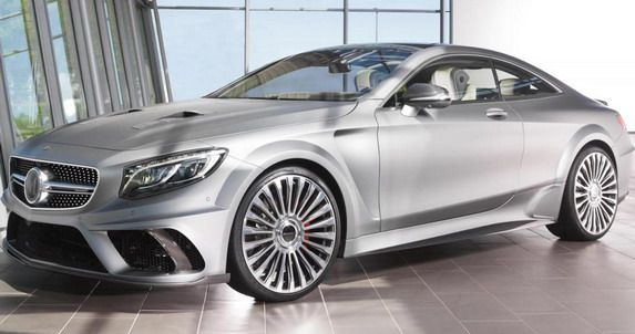 Mansory Mercedes S63 Amg Coupe Mercedes Amg Mercedes S63