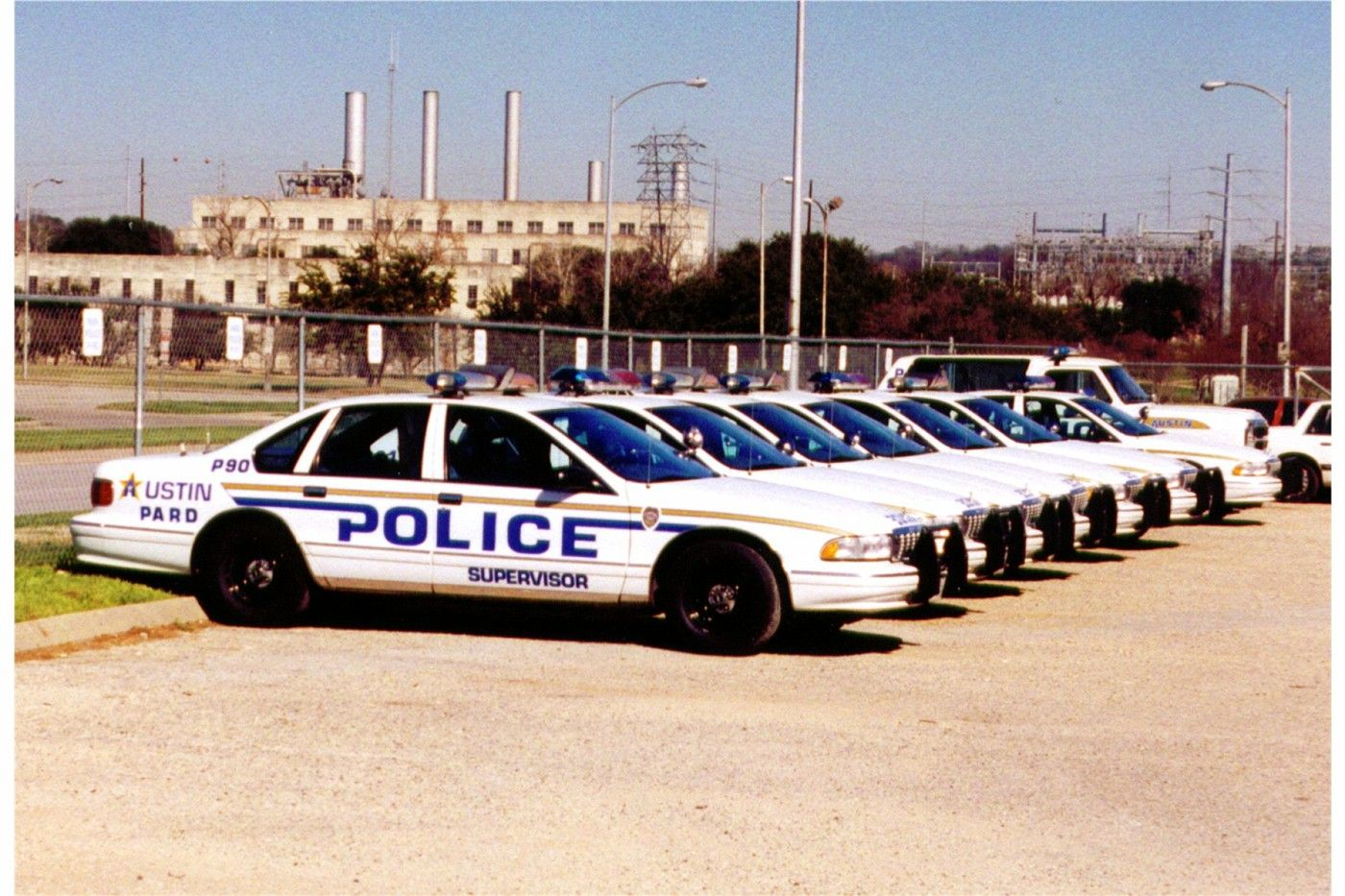 Old School Austin Police Department Chevy Caprices (Texas ...