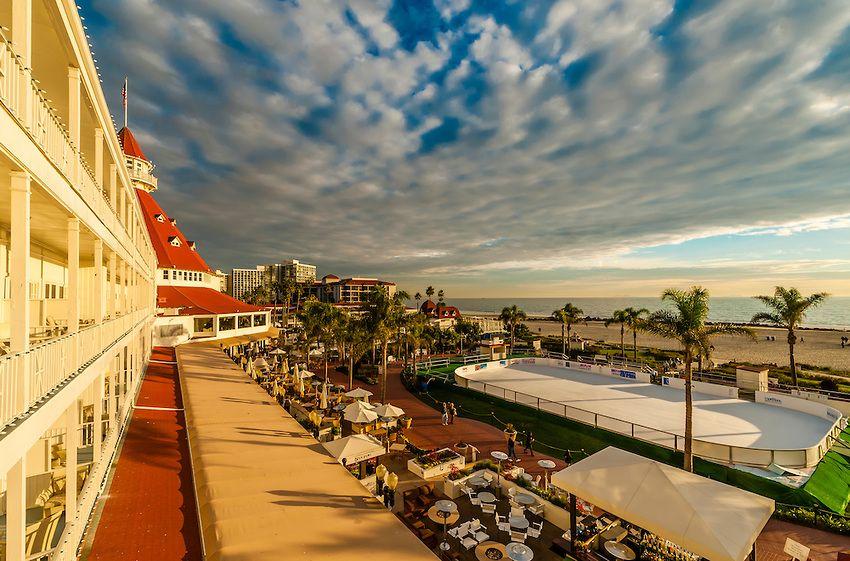 Hotels Coronado Island San Go California Newatvs Info
