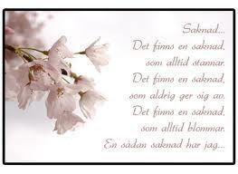 saknar dig mamma dikt