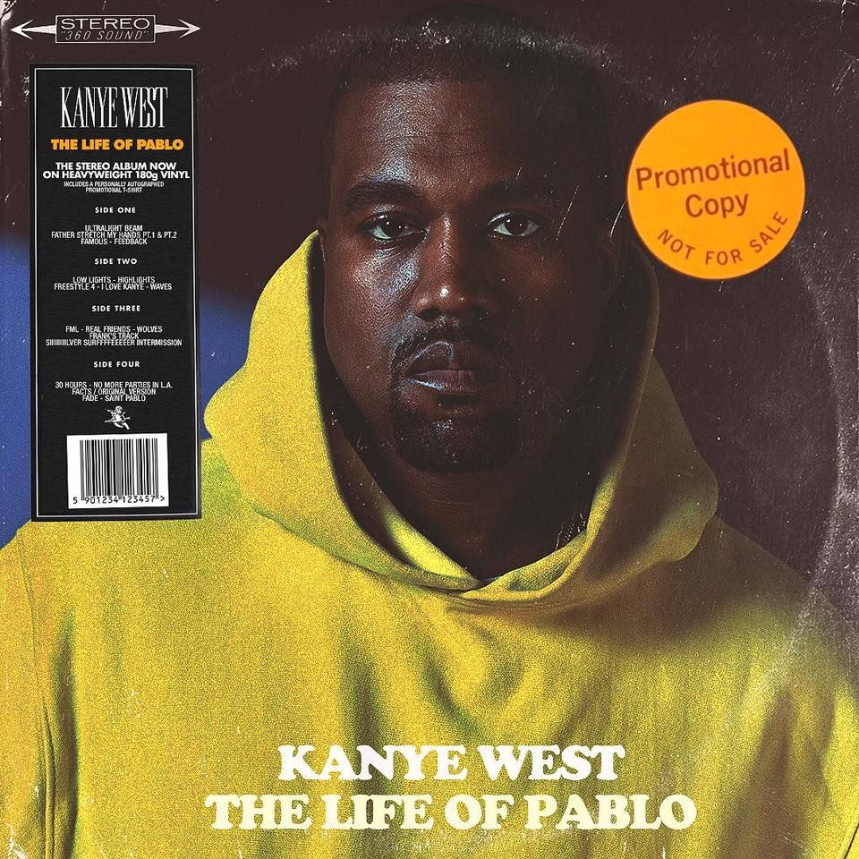 If Life Of Pablo And Other Albums Came Out In The 70s 80s Album Covers Kanye West Forum Album Art Design Album Cover Art Album Covers