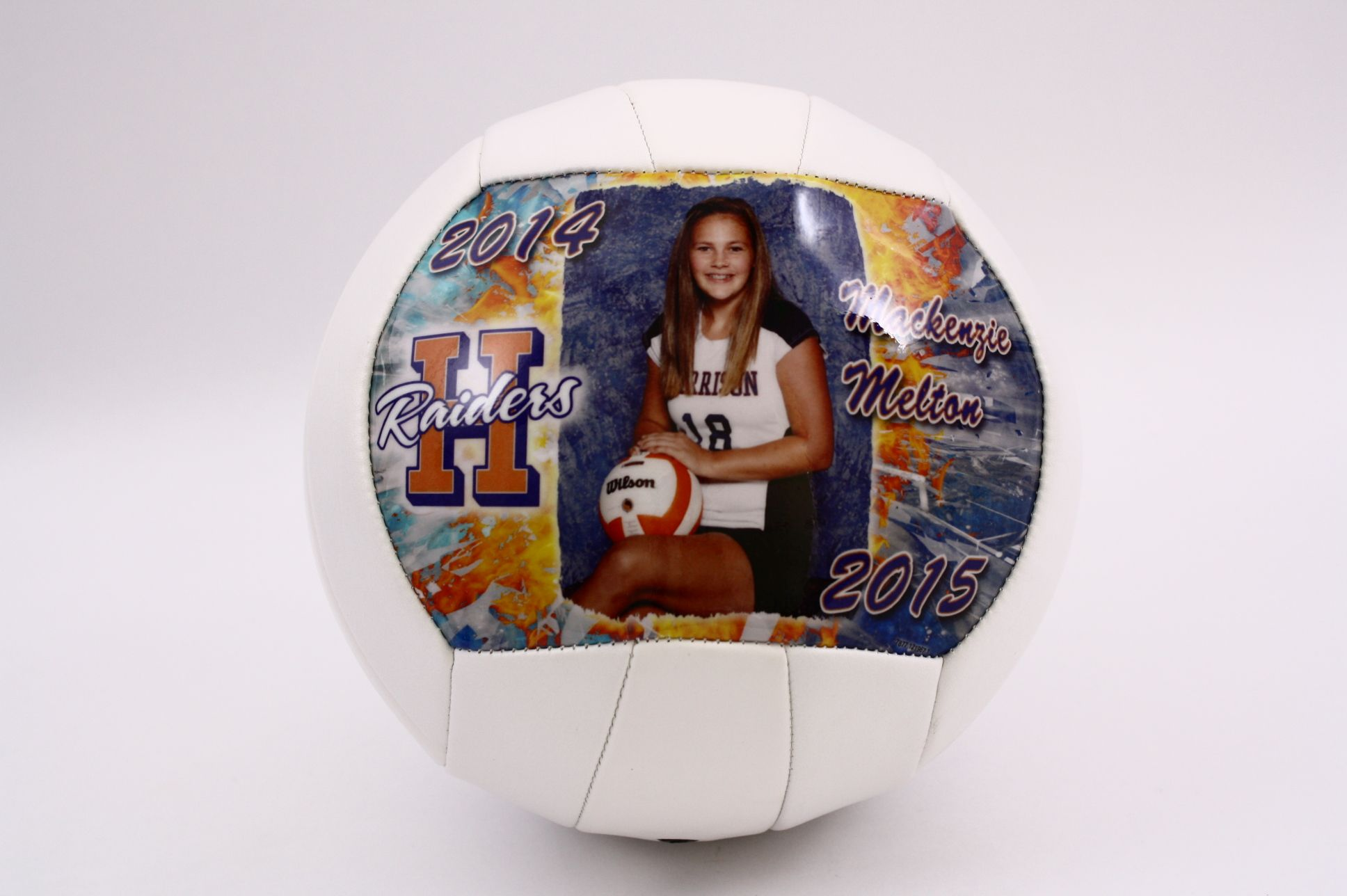 This Customized Volleyball Will Be Sure To Put A Smile On Your Favorite Player S Face Show Them You Are Their Number Volleyball Gifts Sports Balls Team Gifts