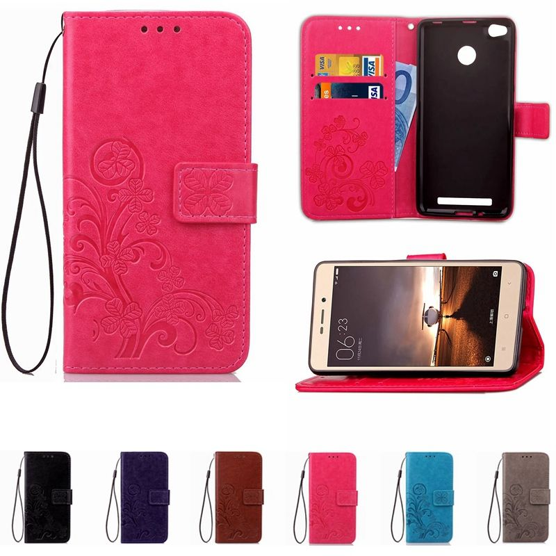 hot sale online 4b75c 6dc7a Printing Leather Phone Case Wallet Cover For Xiaomi Mi5C Note 2 ...
