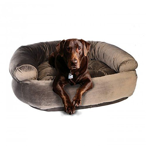 Happy Hounds Murphy Donut Pet Bed Donut Dog Bed Dog Beds For Small Dogs Medium Dog Bed
