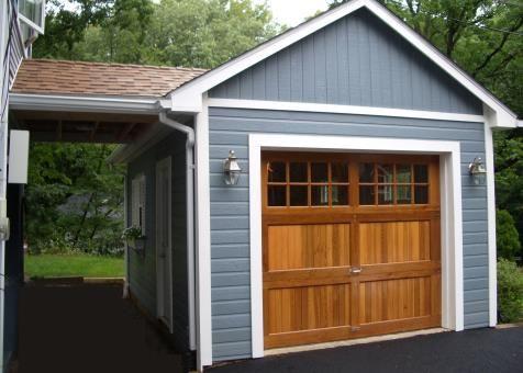 Highlands Garages Summerwood 73510 Backyard Garage Garage Door Design Garage Doors