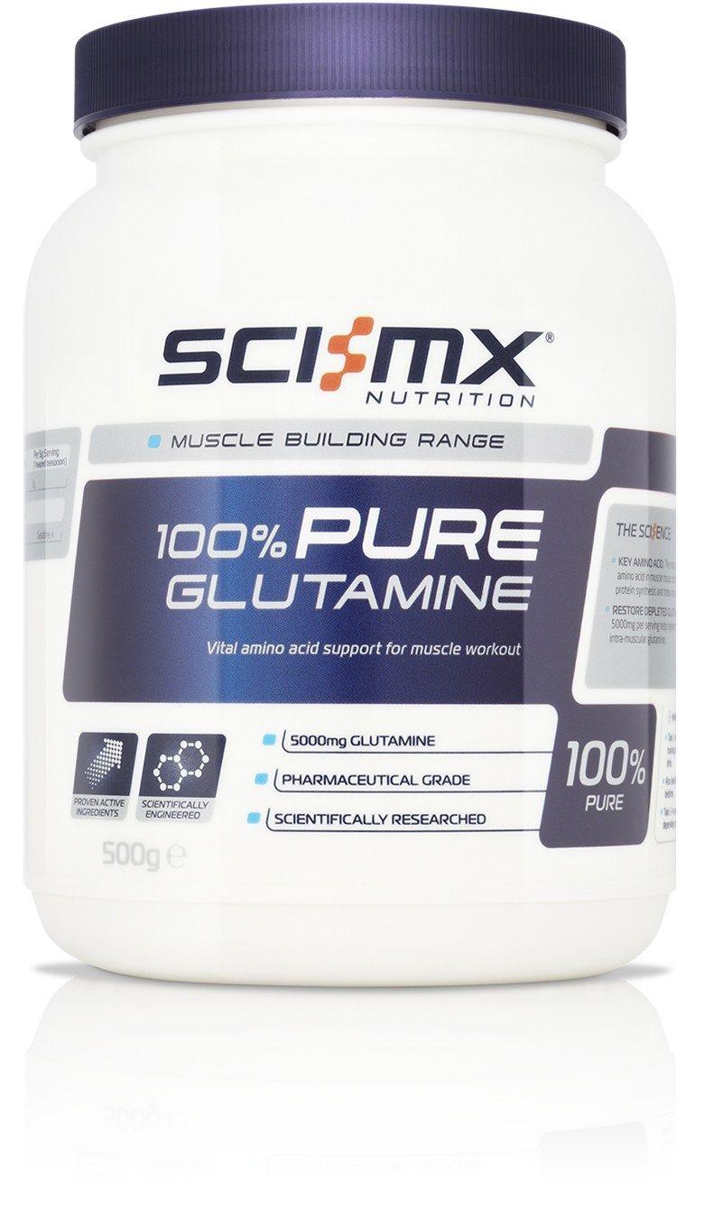 100 PURE GLUTAMINE 200G Nutrition, Diet support