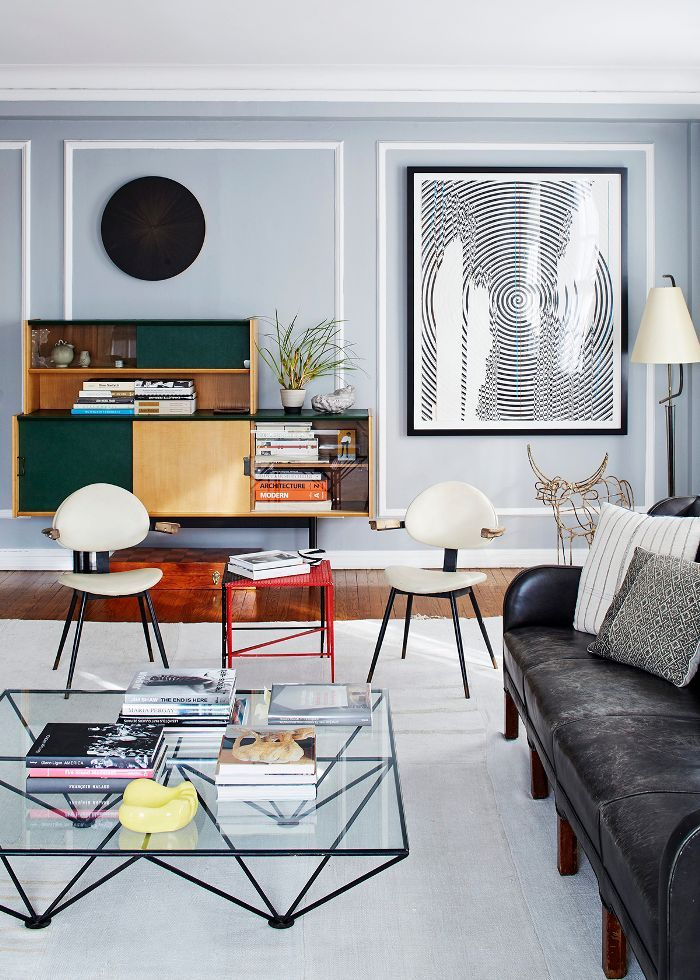 A Pro Interior Photographer Swears By This One Lesson When Styling A Home