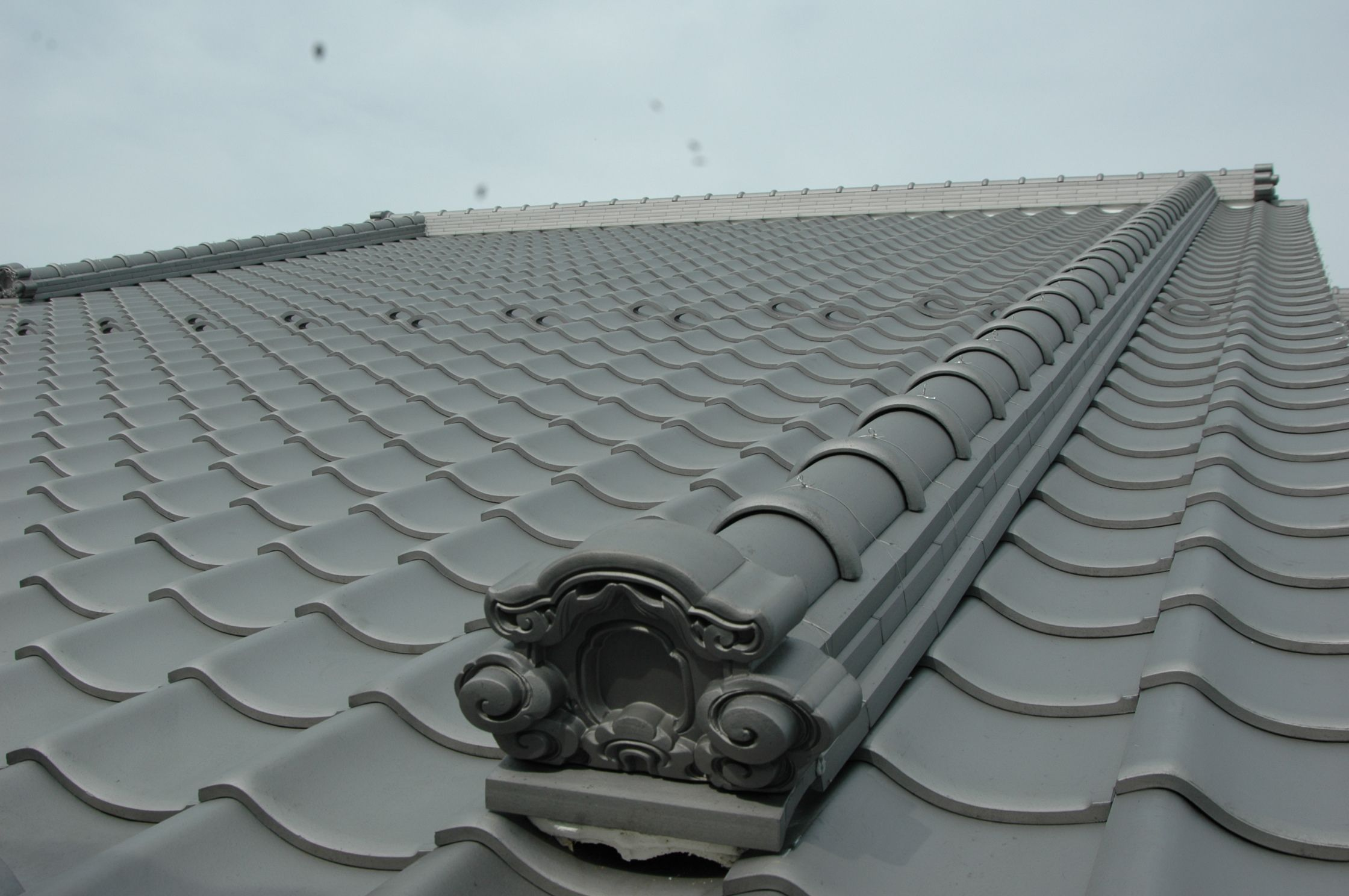 Japanese roof tiles google search neo tokyo justice defence ceramic roof tiles dailygadgetfo Choice Image