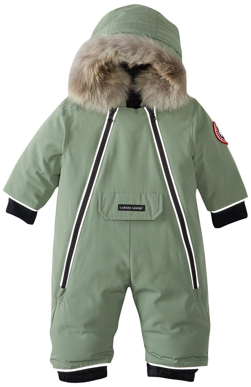 Canada Goose Baby SnowSuit Infantil