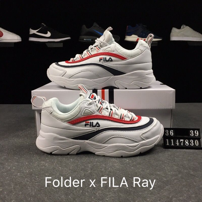 Factory direct deal bands of shose and cloths. Folder x FILA