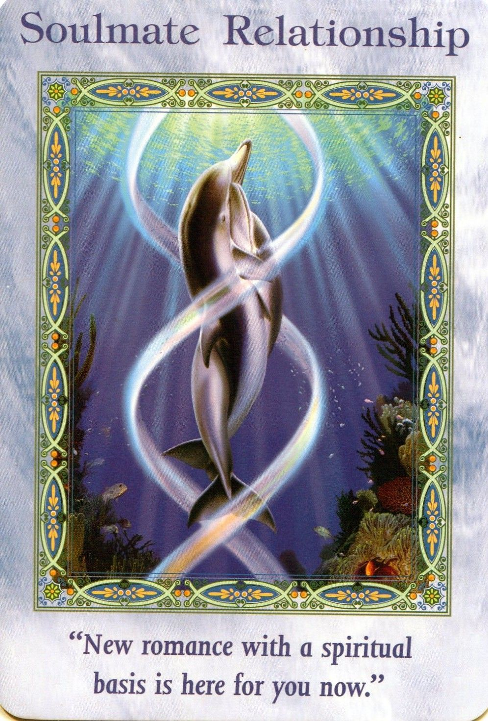 Soulmate Relationship - Magical Mermaids and Dolphins
