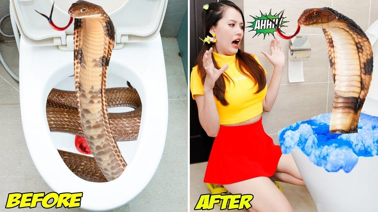 Girl DIY! 23 BEST PRANKS AND FUNNY TRICKS | Funny DIY
